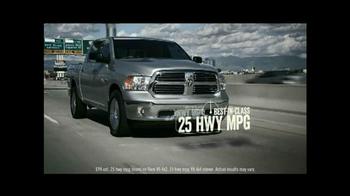 Ram 1500 Trucks TV Spot, 'Big Talk' - Thumbnail 4
