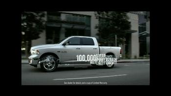 Ram 1500 Trucks TV Spot, 'Big Talk' - Thumbnail 5