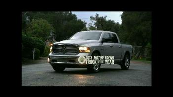 Ram 1500 Trucks TV Spot, 'Big Talk' - Thumbnail 6