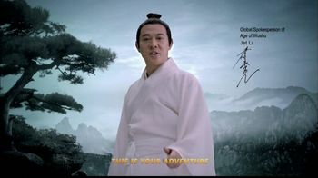 Snail Games TV Spot, 'Age of Wushu'