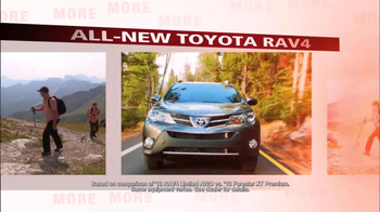 Toyota AWD and 4WD TV Spot - Thumbnail 2