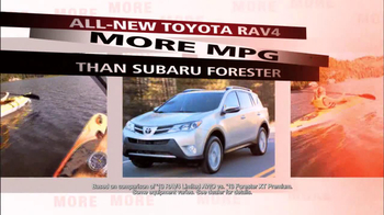 Toyota AWD and 4WD TV Spot - Thumbnail 3