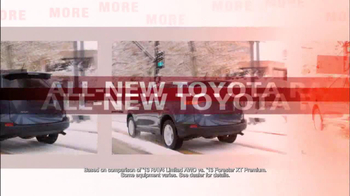 Toyota AWD and 4WD TV Spot - Thumbnail 4