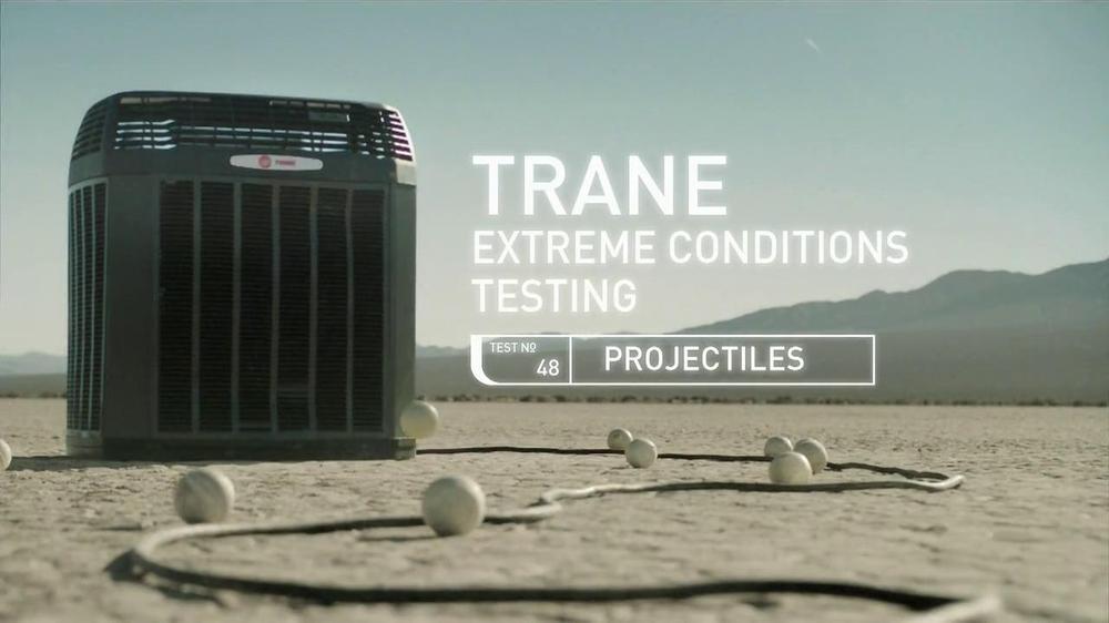 Trane TV Commercial, 'Baseballs' - Video