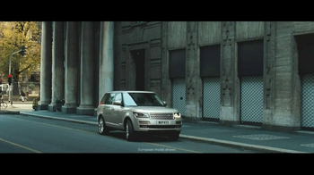 Range Rover TV Spot, 'On Days Like These' Song by Matt Monro - Thumbnail 1