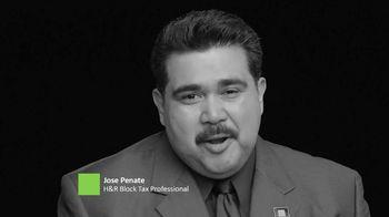 H&R Block TV Spot, 'H&R Tax Professionals'