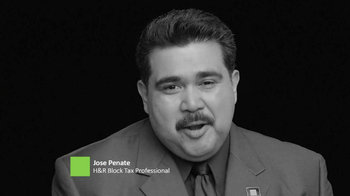 H&R Block TV Spot, 'H&R Tax Professionals'