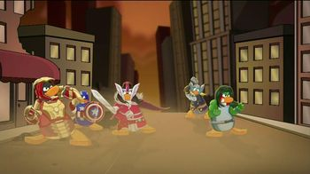Club Penguin: Super Hero Takeover TV Spot, 'We Were Wrong'