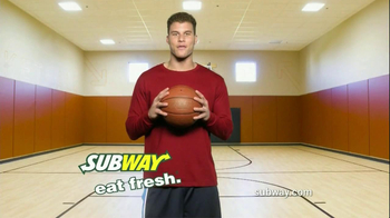 Subway Black Forest Ham TV Spot, Festuring Mike Trout & Blake Griffin - Thumbnail 10