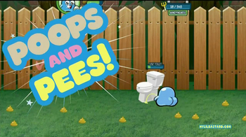 My Lil' Bastard TV Spot, 'He Poops and Pees!' - Thumbnail 7
