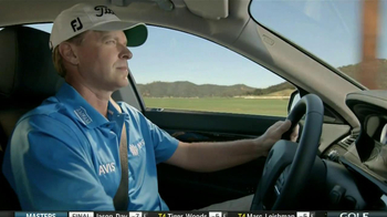 Avis Car Rentals TV Spot, 'The Professionals' Featuring Steve Stricker - Thumbnail 4