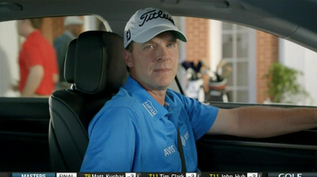 Avis Car Rentals TV Spot, 'The Professionals' Featuring Steve Stricker