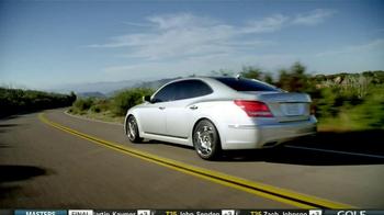 2013 Hyundai Equus TV Spot, 'Trailer Narration' - Thumbnail 3