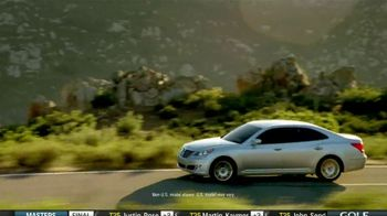 2013 Hyundai Equus TV Spot, 'Trailer Narration'