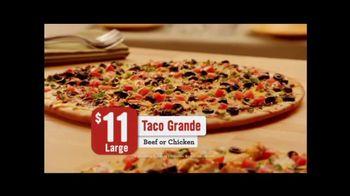 Papa Murphy's Taco Grande Pizza TV Spot - 862 commercial airings
