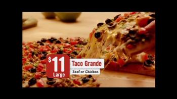 Papa Murphy's Taco Grande Pizza TV Spot - Thumbnail 9