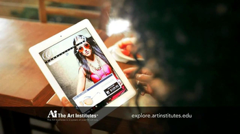 The Art Institutes TV Spot, 'Designing for Tablets' - Thumbnail 3