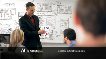 The Art Institutes TV Spot, 'Designing for Tablets' - Thumbnail 4