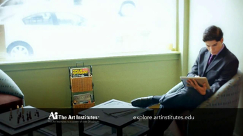 The Art Institutes TV Spot, 'Designing for Tablets' - Thumbnail 5