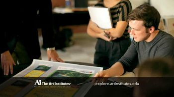 The Art Institutes TV Spot, 'Designing for Tablets' - Thumbnail 6