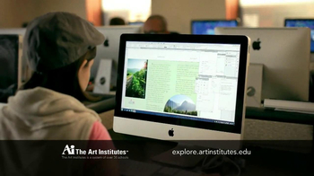 The Art Institutes TV Spot, 'Designing for Tablets' - Thumbnail 7