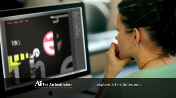 The Art Institutes TV Spot, 'Designing for Tablets' - Thumbnail 8