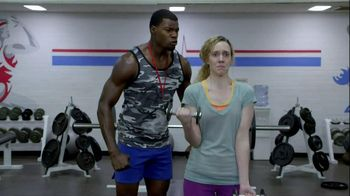 Planet Fitness TV Spot, 'Big Girl's Workout'