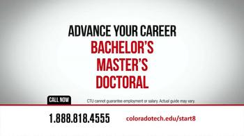 Colorado Technical University TV Spot, 'Graduate' - Thumbnail 4