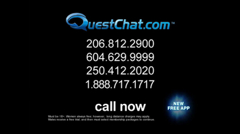 Quest Chat TV Spot, 'Meeting New People' - Thumbnail 9