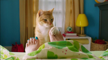 Friskies TV Spot, 'Morning Monsters'