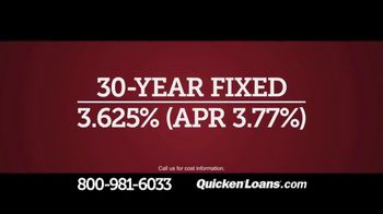 Quicken Loans TV Spot, 'Low Mortgage Rate'