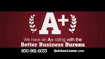 Quicken Loans TV Spot, 'Low Mortgage Rate' - Thumbnail 8