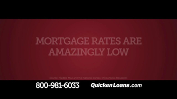Quicken Loans TV Spot, 'Low Mortgage Rate' - Thumbnail 2