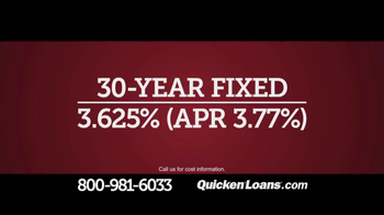 Quicken Loans TV Spot, 'Low Mortgage Rate' - Thumbnail 3