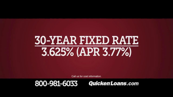 Quicken Loans TV Spot, 'Low Mortgage Rate' - Thumbnail 5