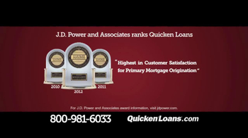 Quicken Loans TV Spot, 'Low Mortgage Rate' - Thumbnail 7