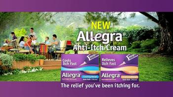 Allegra Anti-Itch Cream TV Spot - Thumbnail 8