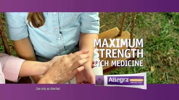 Allegra Anti-Itch Cream TV Spot - Thumbnail 5