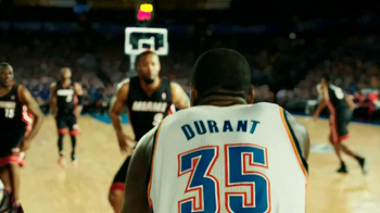 Gatorade TV Spot, 'Nightmares' Featuring Kevin Durant, Dwyane Wade - 3906 commercial airings