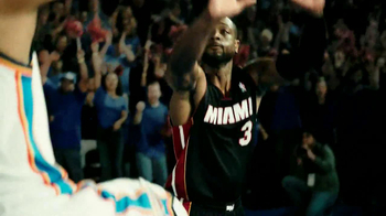 Gatorade TV Spot, 'Nightmares' Featuring Kevin Durant, Dwyane Wade - Thumbnail 9