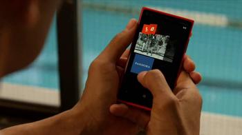 Windows Microsoft Phone Nokia Lumia 920 TV Spot Featuring Grant Hill - Thumbnail 4