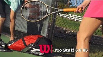 Tennis Warehouse TV Spot, 'Exclusives' - Thumbnail 3