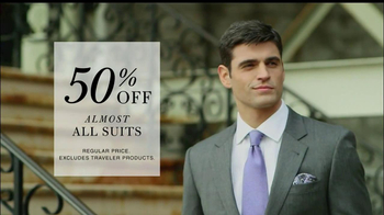 JoS. A. Bank TV Spot, 'Spring Suits' - 70 commercial airings