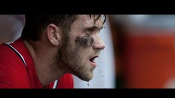 Major League Baseball TV Spot, 'I Play' Featuring Bryce Harper - 250 commercial airings