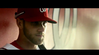 Major League Baseball TV Spot, 'I Play' Featuring Bryce Harper - Thumbnail 3