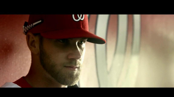 Major League Baseball TV Spot, 'I Play' Featuring Bryce Harper - Thumbnail 4