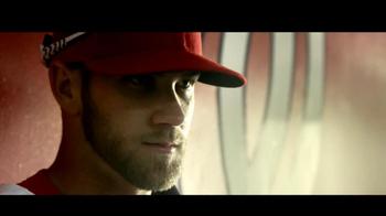 Major League Baseball TV Spot, 'I Play' Featuring Bryce Harper - Thumbnail 6