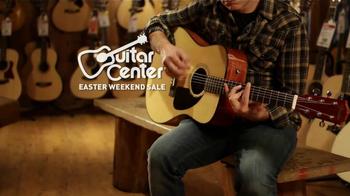 Guitar Center Easter Weekend Sale TV Spot, 'Los Angeles' - Thumbnail 9