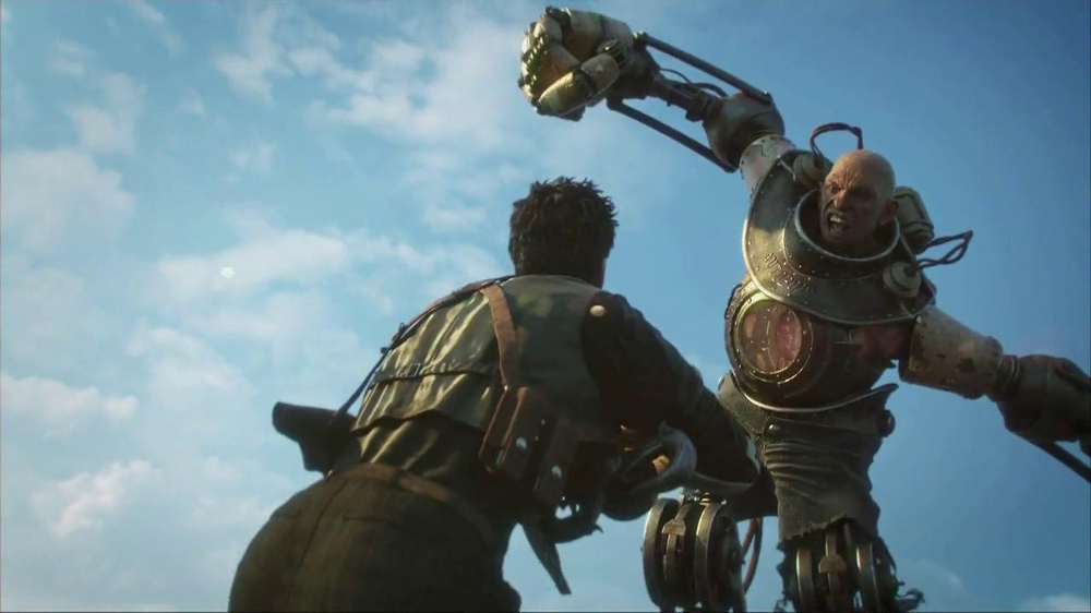 Bioshock Infinite TV Commercial, 'Highest-Rated FPS'