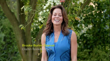 ClaritinClear Challenge TV Spot Featuring Brook Burke-Charvet - Thumbnail 1